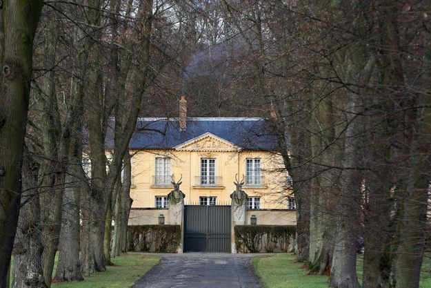 Le pavillon de la Lanterne à Versailles