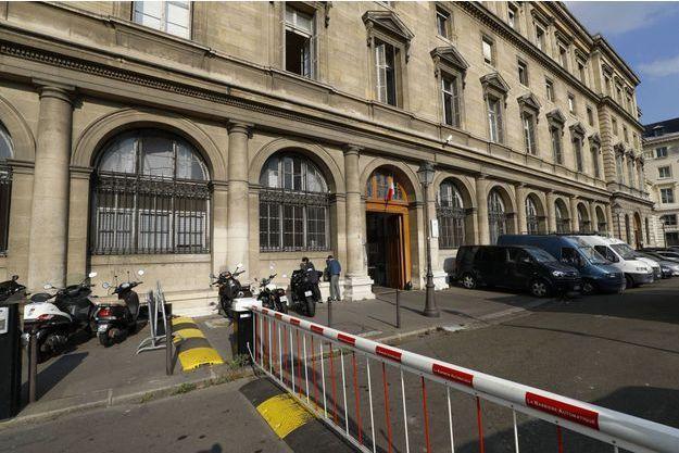 Le 36 Quai des Orfèvres, siège de la PJ Parisienne.