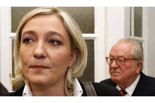 Marine Le Pen pour l'apéro « Saucisson Pinard »