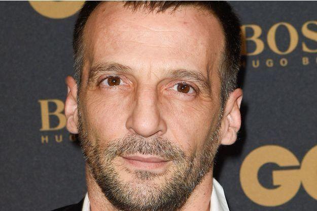 Mathieu Kassovitz en novembre dernier à Paris.