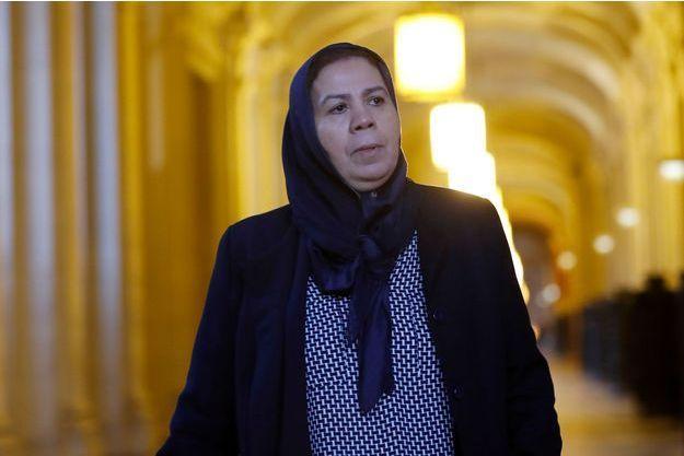 Latifa Ibn Ziaten en novembre 2017.