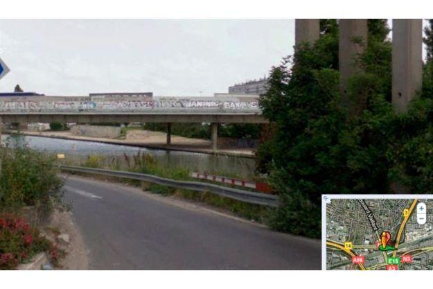 C'est probablement non loin de là, dans les eaux du canal de l'Ourcq, à Bobigny, que le cadavre du vigile a été retrouvé.