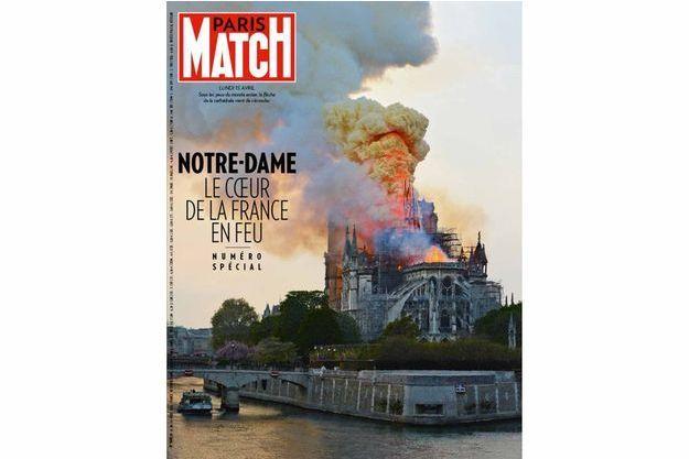 Le numéro 3649 de Paris Match.