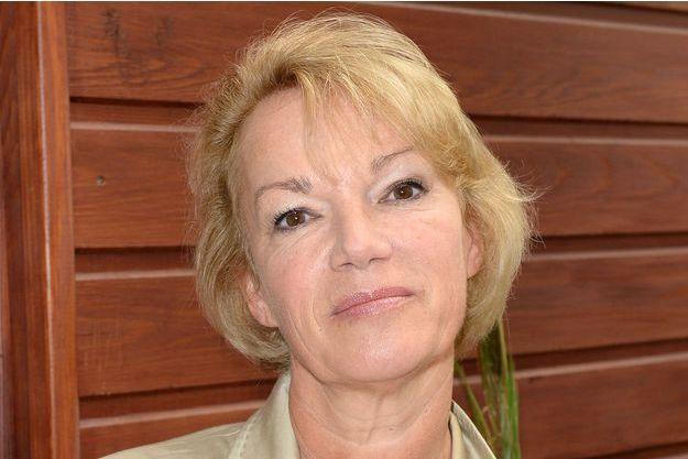 Brigitte Lahaie en 2014.