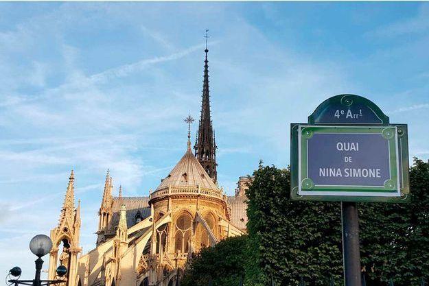 La campagne FémiCité d'Osez le féminisme! a rebaptisé les artères du centre de Paris, mercredi 26 août.