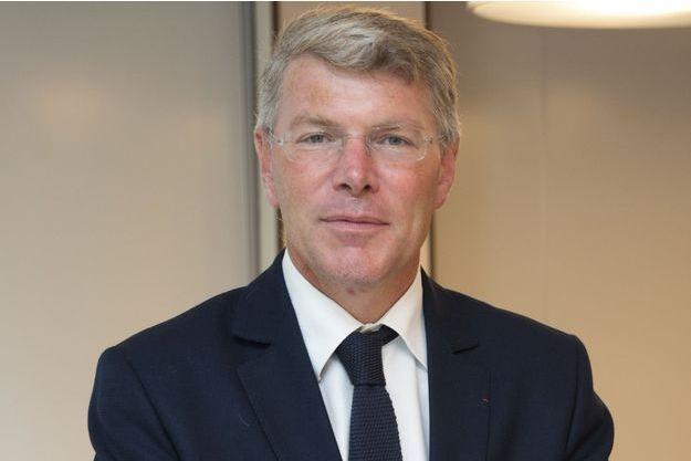 Pierre Berger, le PDG d'Eiffage, avait 47 ans.