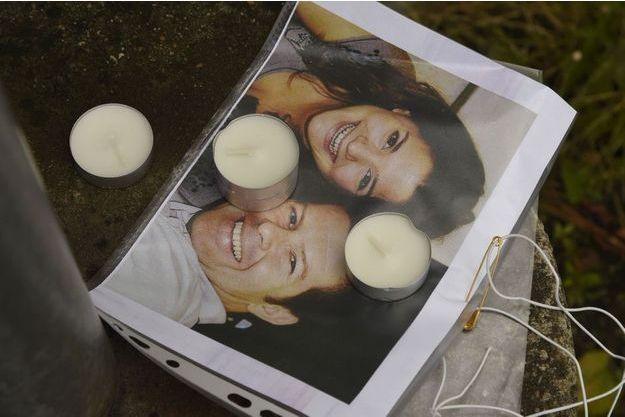 Jean-Baptiste Salvaing et son épouse Jessica Schneider ont été tués le 13 juin 2016.