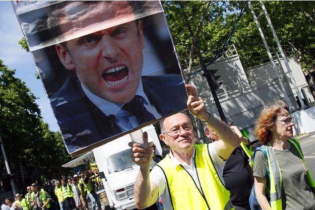 2600 manifestants en France à 14h selon l'Intérieur — Gilets jaunes