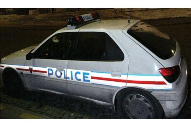 Photo d'illustration de la police