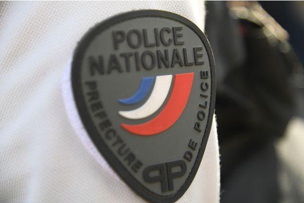 Un policier en octobre dernier en Seine-Saint-Denis. (photo d'illustration)