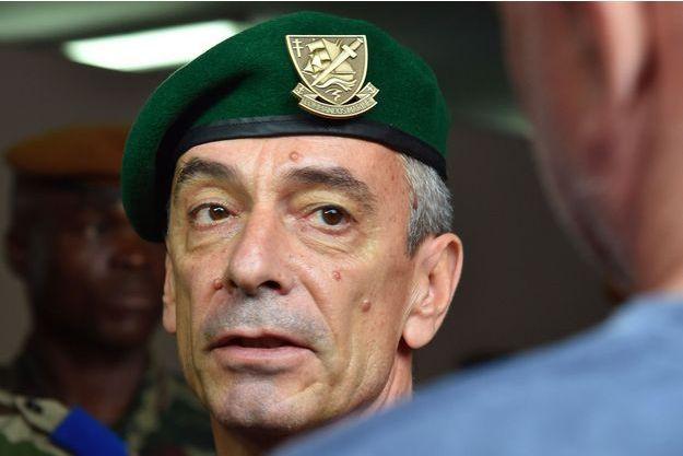 Le vice-amiral Laurent Isnard, chef du commandement des opérations spéciales.