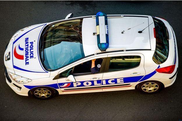 Une voiture de police à Lille, en 2014 (photo d'illustration).