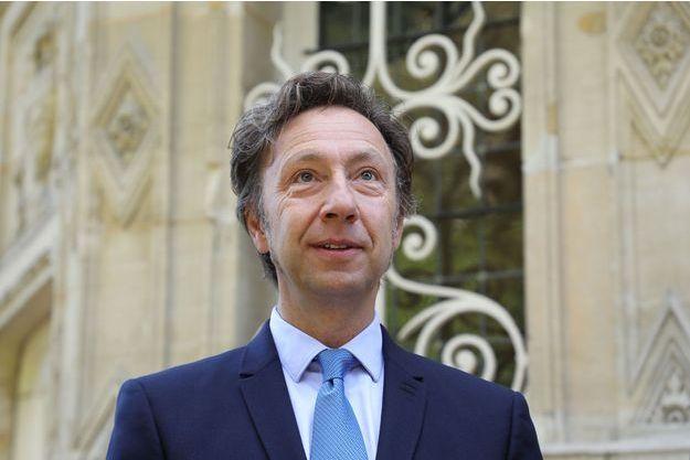 Stéphane Bern, en septembre dernier, à Paris.