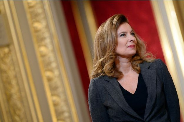 Valérie Trierweiler, en novembre dernier.