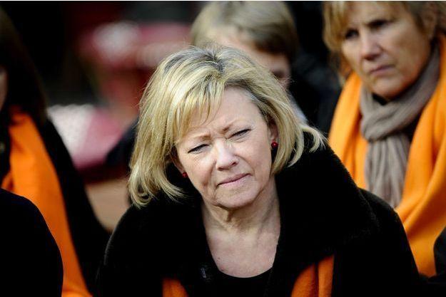 Patricia Gallerneau, ici en mars 2010 à Nantes, est décédée en juillet dernier.