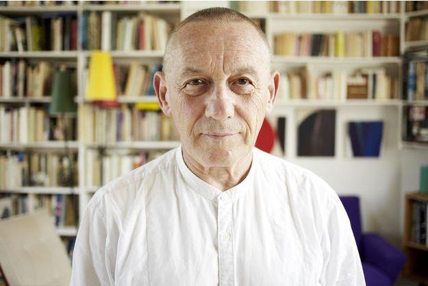 Le philosophe Yves Michaud