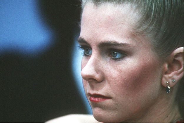 Tonya Harding revient sur l'agression de Nancy Kerrigan en 1994.