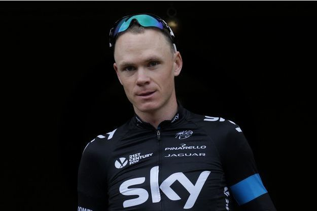 Chris Froome.