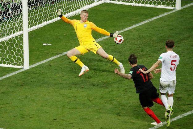 Mario Mandzukic a marqué le but de la victoire durant la prolongation.