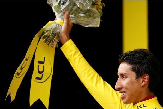 Egan Bernal, l'incontestable vainqueur du Tour de France 2019