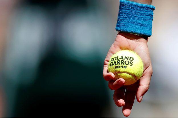 Le tournoi de Roland-Garros a débuté dimanche.
