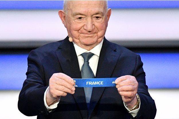 La France a eu de la chance au tirage.