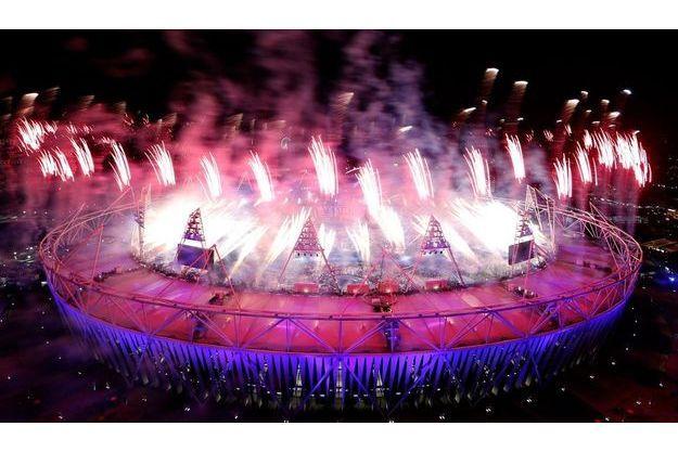 Le stade olympique de Londres