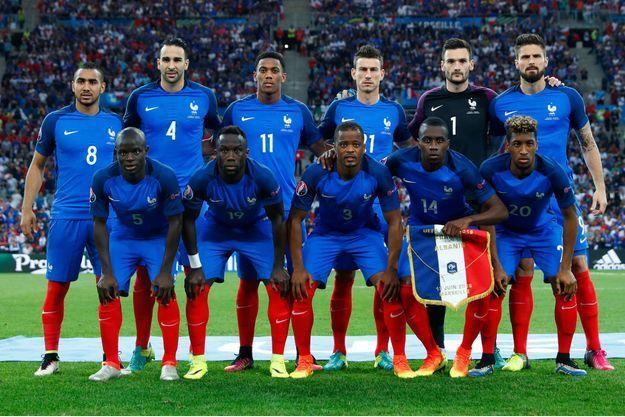 site réputé f3463 2cd70 Euro 2016: les joueurs français les plus diplômés