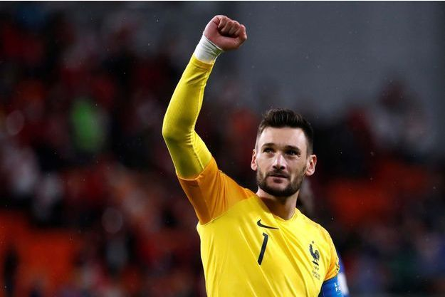 Hugo Lloris a réussi un match parfait dans le but français.