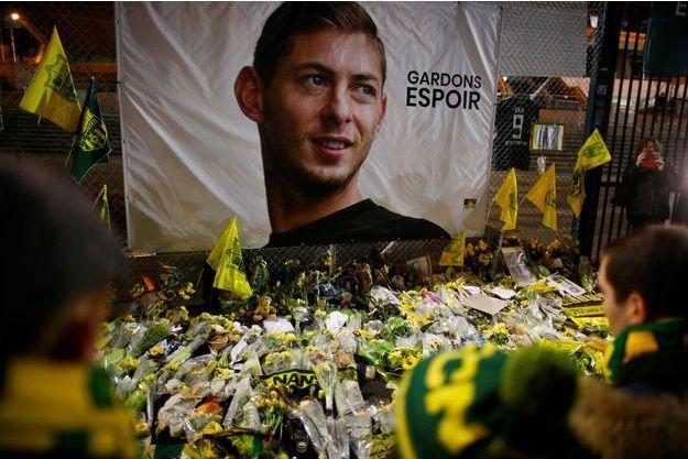 Emiliano Sala est mort le 21 janvier dernier dans un accident d'avion.