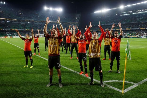 Rennes a réalisé l'exploit jeudi soir en Europa League.