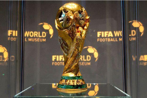 Le trophée de la Coupe du Monde (photo d'illustration)
