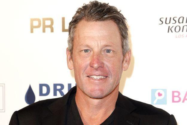 Lance Armstrong, ici en juin 2018 à Los Angeles.