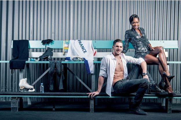 A Grenoble, le 25 novembre, le couple Vanessa James – Morgan Ciprès venait de triompher aux Internationaux de France.