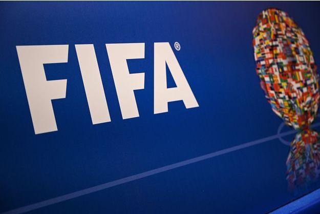 Le logo de la Fifa.