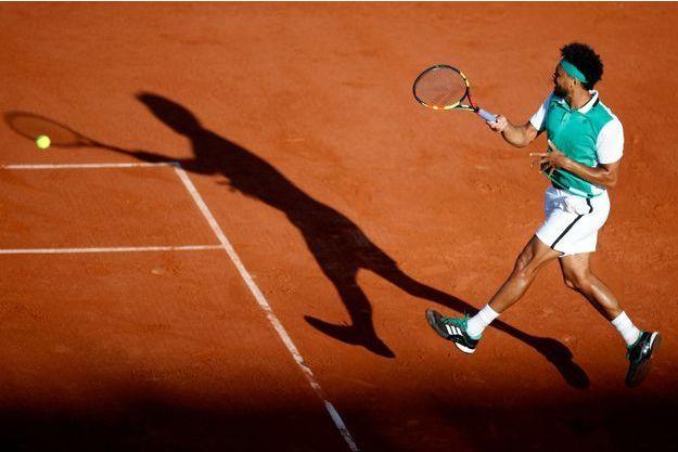 Tsonga a été éliminé dès le premier tour de Roland-Garros