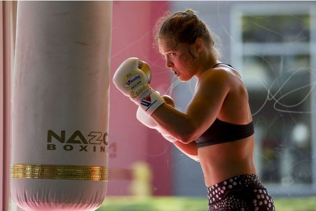 Ronda Rousey n'a perdu aucun combat