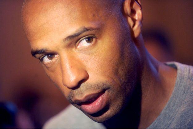 Thierry Henry à New York le 25 juillet 2014.