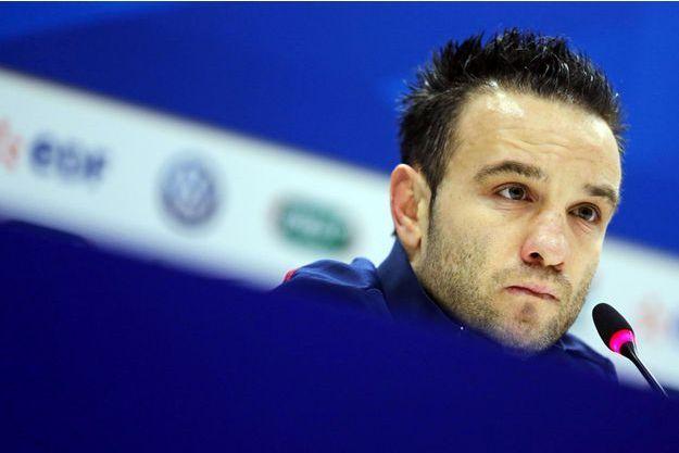 Mathieu Valbuena victime d'un odieux chantage.