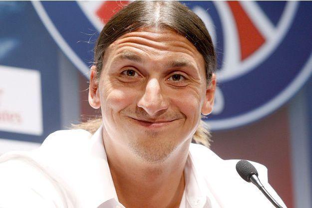 Zlatan Ibrahimovic est un habitué des dérapages sous le coup de la colère ou sur le ton de l'humour.
