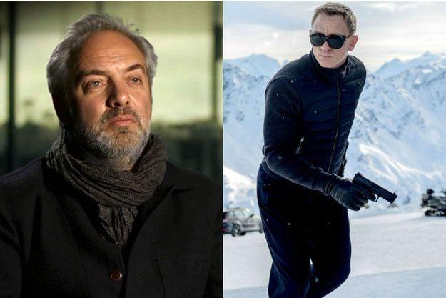"""Le réalisateur des deux derniers """"007"""", Sam Mendes, a annoncé qu'il ne tournerait plus de blockbusters après """"Spectre"""""""