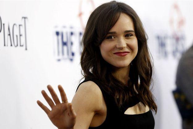 """Ellen Page à l'avant-première de """"The East"""" à Hollywood en mai dernier"""