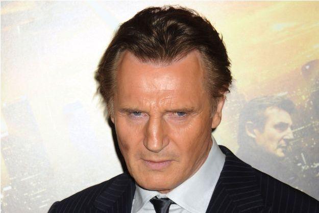 Liam Neeson en janvier 2015 à New-York