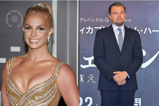Britney Spears et Leonardo DiCaprio