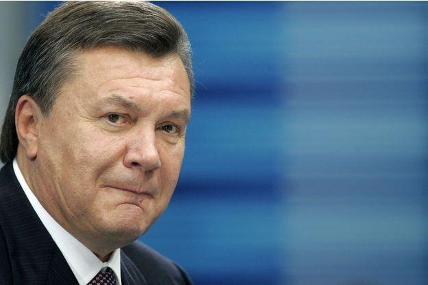 Ianoukovitch,ici en 2009.