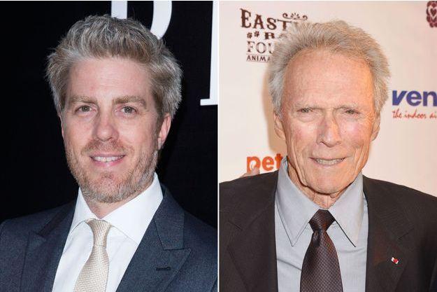 Kyle Eastwood et son père Clint Eastwood