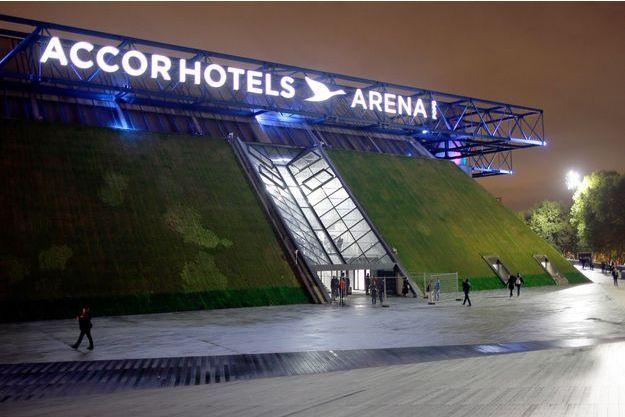 """L'Accor Hotel Arena accueille la 2ème édition de """"BIG"""", organisée par la Bpifrance."""