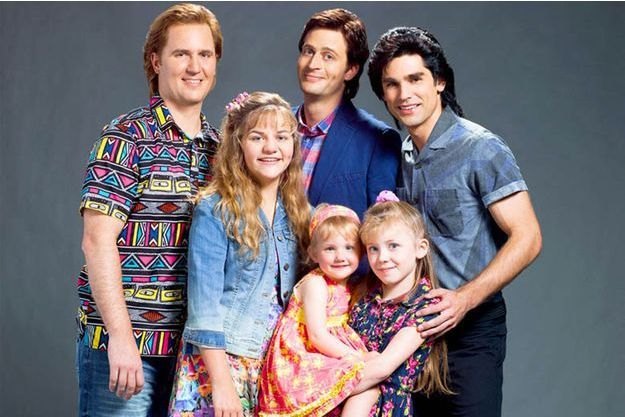 Le casting de «The Unauthorized Full House Story»