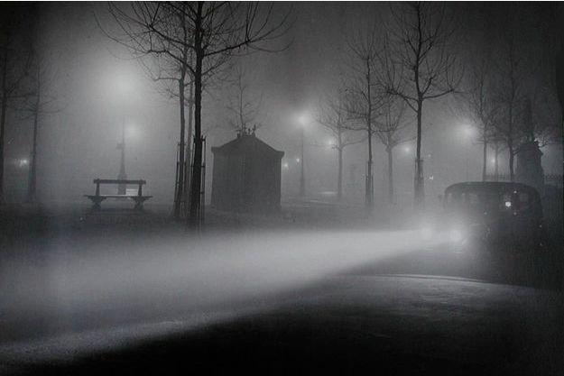 """""""Avenue de l'Observatoire"""", 1934"""