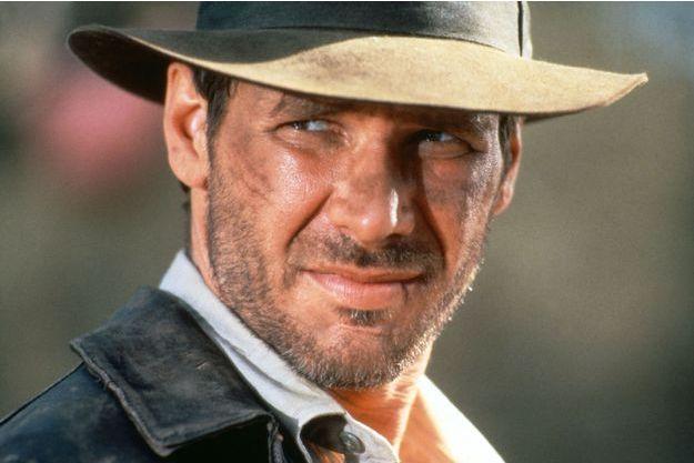 """Harrison Ford reprendra-t-il le rôle-titre ? Ici dans """"Indiana Jones et le temple maudit""""."""
